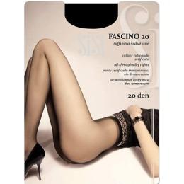 "SiSi колготки ""Fascino 20"" nero"