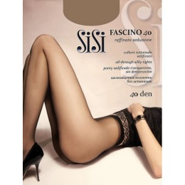 "SiSi колготки ""Fascino 40"" nero"