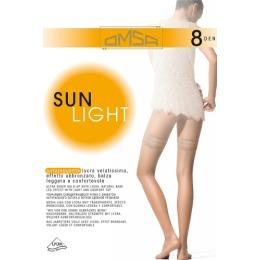 "Omsa чулки ""Sun Light 8"" beige naturel"