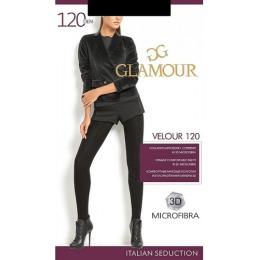 "Glamour колготки ""Velour 120"" nero"