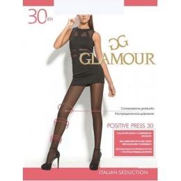 "Glamour колготки ""Positive press 30"" cappuccino"