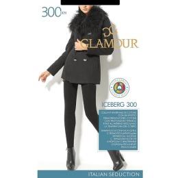 "Glamour колготки ""Iceberg 300"" nero"