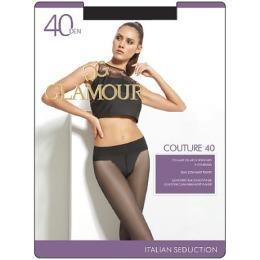 "Glamour колготки ""Couture 40"", nero"
