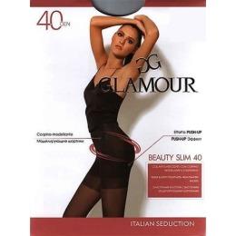 """Glamour колготки """"Beauty slim 40"""" miele"""
