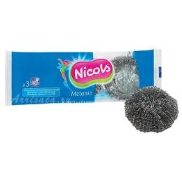 "Nicols скребок металический ""Metanic"""