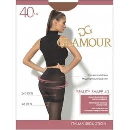 """Glamour колготки """"Beauty shape 40"""" miele"""