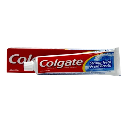 marketing and promotional strategies of colgate toothpaste