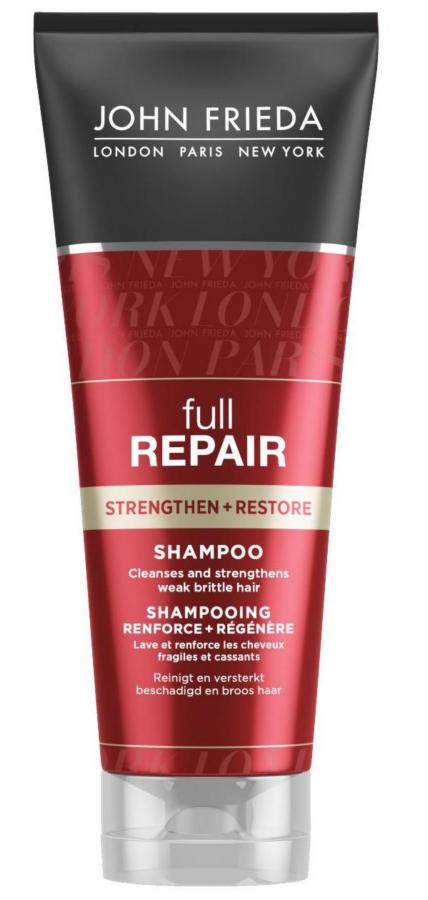 John Frieda Шампунь для гладкости волос длительного действия против влажности Frizz Ease Forever Smooth, 250 мл