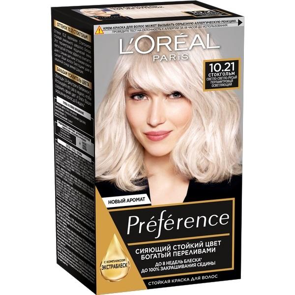 Краски для волос лореаль купить в нижнем новгороде