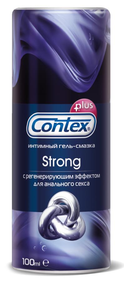 Contex анальная смазка
